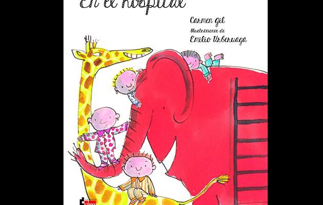 Portada del libro «En el hospital»