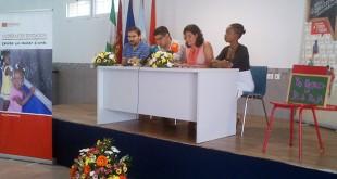 El centro ha convocado a los medios junto a la fundación Entreculturas