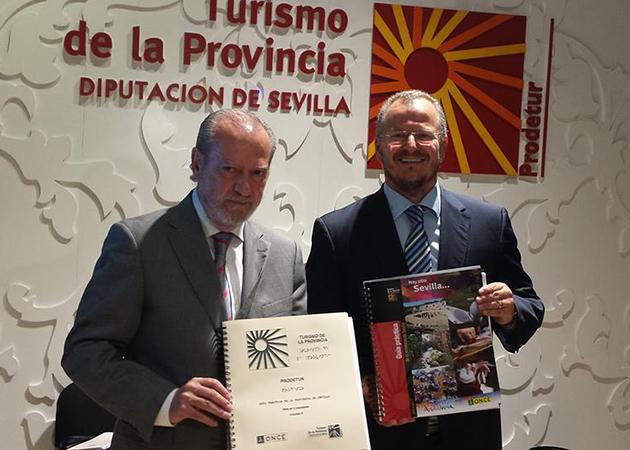 Una guía completa sobre la provincia de Sevilla en braille ... - photo#40