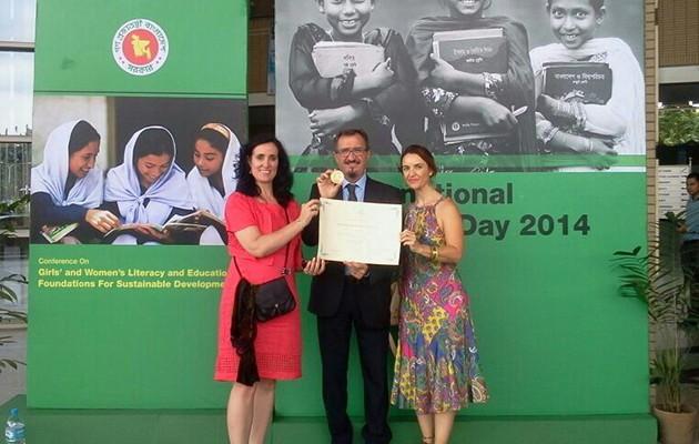Premio de la Unesco a CEPer