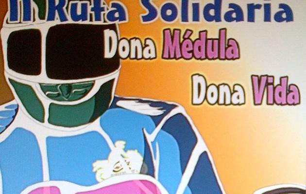 II Ruta Solidaria «Dona Médula, Dona Vida»