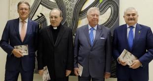 Ignacio Valduérteles, monseñor Asenjo, José Luis García-Palacios y Carlos Bourrelier / JESÚS SPÍNOLA