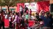 La Carrera con Ritmo recoge más de mil kilos de alimentos para los más necesitados