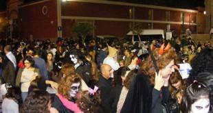 Fiesta de Halloween en Gines