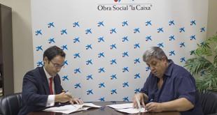 La Caixa apoya la labor del catering social del Cerro-Amate