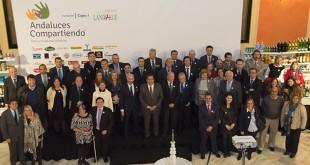 Andaluces Compartiendo cumple un año con un millón de kilos de alimentos repartidos