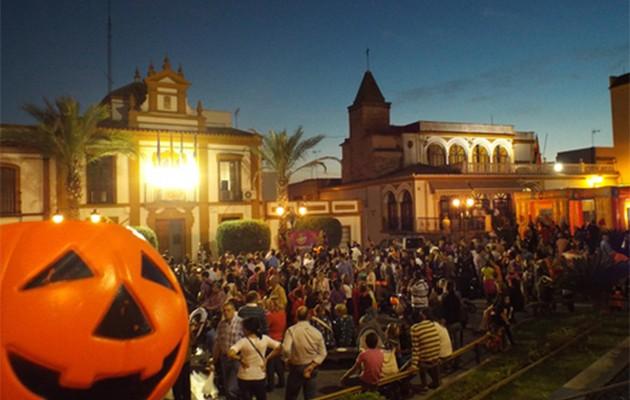 Halloween solidario en Gines
