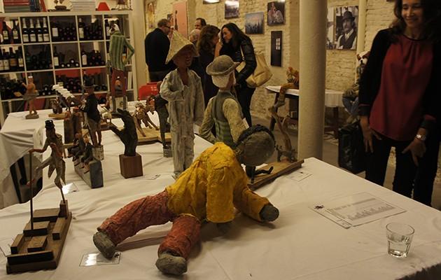 Exposición Nacho Fal