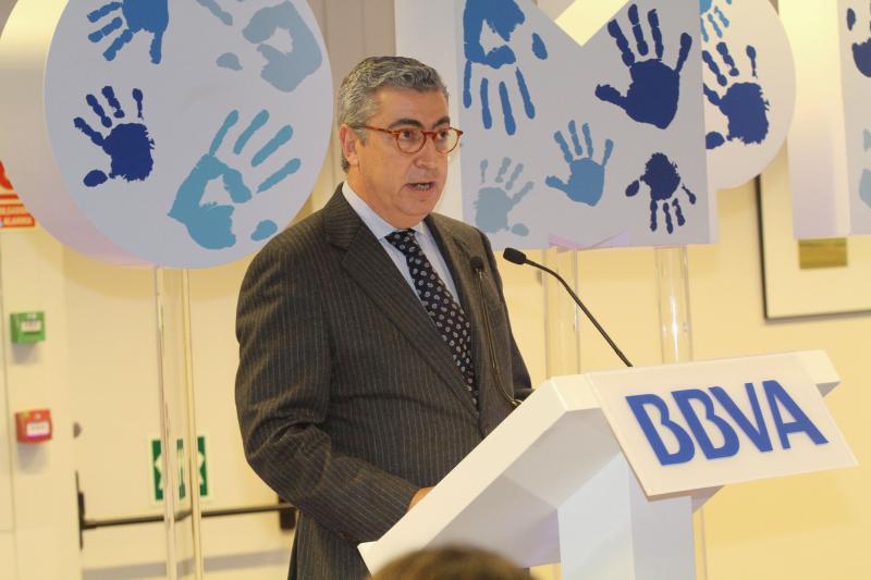 Luis Odriozola durante su intervención / Rocío Ruz