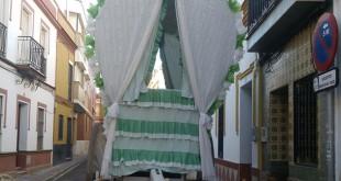 La «Operación Carreta» ya se ha celebrado otros años en Dos Hermanas