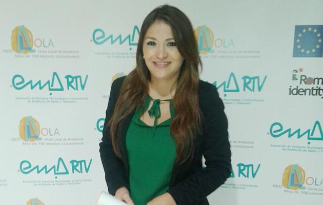 Iliana López, del programa «Venimos del Sur»