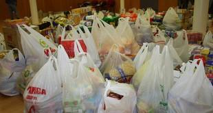 El Belén Viviente y el teatro de San Juan recaudan 6.000 kilos de alimentos