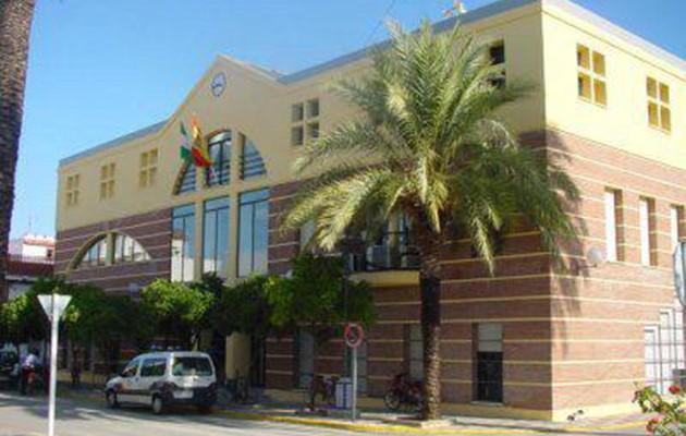 Ayuntamiento de El Cuervo / ABC