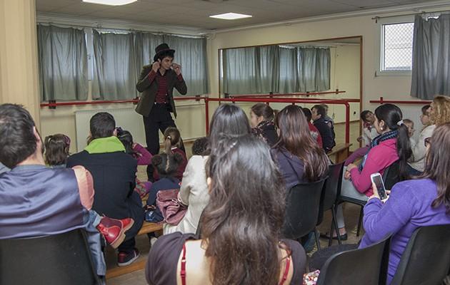 Los niños disfrutaron de las historias / L.A.