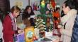 Stands de entidades solidarias en la UPO por el Día del Voluntariado