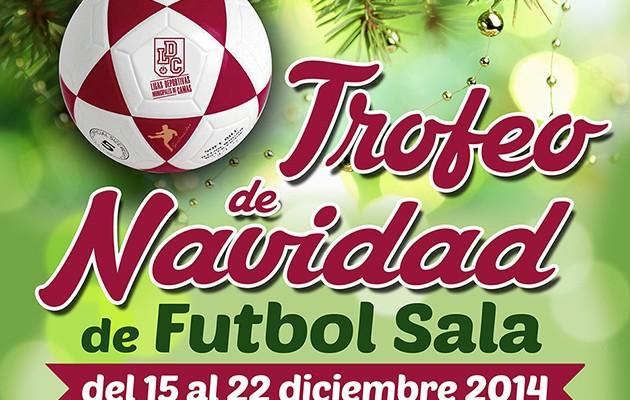 Trofeo de Navidad de Fútbol Sala de Camas