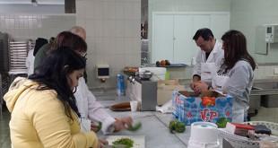 Tras una formación teórica, los alumnos han realizado prácticas en diferentes comedores y fundaciones sociales / Fundación Adecco