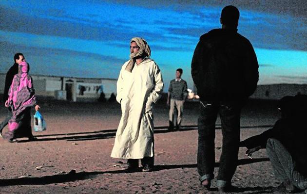 Cae la noche en uno de campamentos donde viven los refugiados saharauis  / ABC