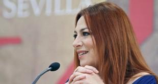 Pilar Jurado durante la presentación / Vanessa Gómez