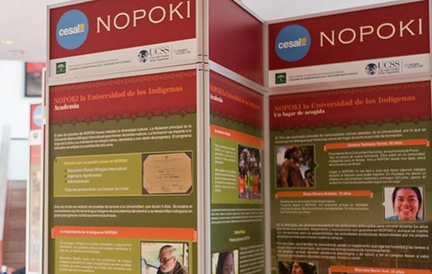 Exposición Nopoki