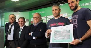 Presentación de la campaña / Foto: Real Betis Balompié