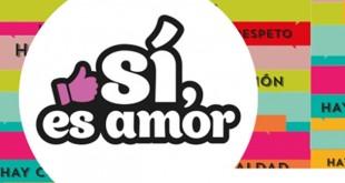 """""""Sí, es amor"""", campaña del IAM"""