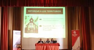 La Asamblea se celebró en el salón de actos del Colegio Claret / Cáritas