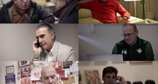 Rostros conocidos en el corto benéfico de Julio Vera