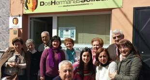 Colectivo de voluntarios de Dos Hermanas Solidaria