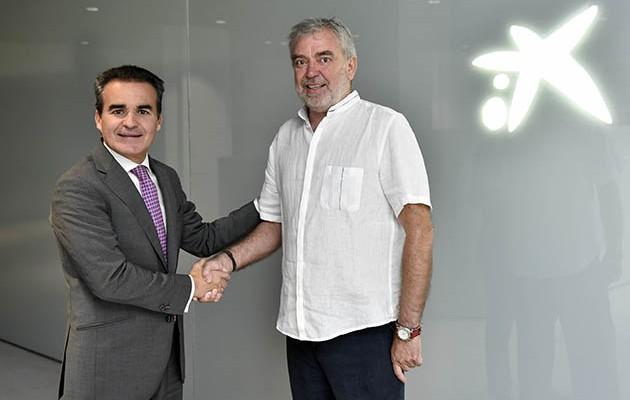 Acuerdo de Obra Social La Caixa y ONG Cooperación Internacional