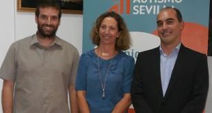 Autismo Sevilla ha firmado un acuerdo con Bernardo Ronquillo para el desarrollo del proyecto Robot Social IO