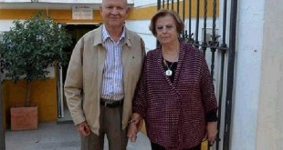 Sebastián Ganga y Consuelo González
