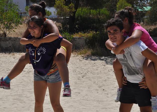En Manos abiertas realizan actividades destinadas a la infancia en el Polígono Norte