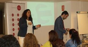Alumnas en una clase de formación / Fundación Integra