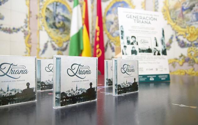 Generaci n triana presenta sus canciones colaborando con - Comedor social de triana ...