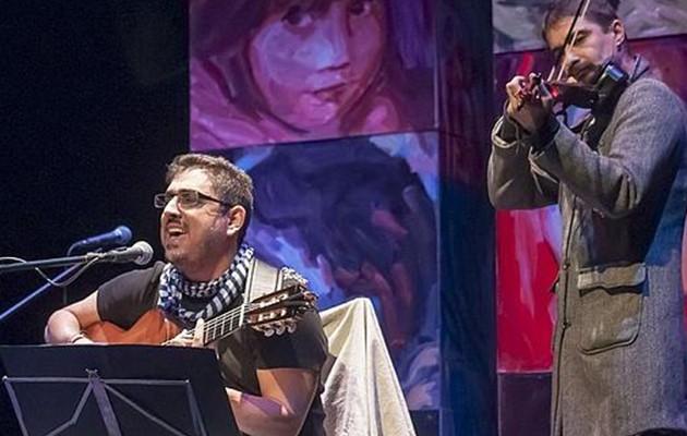 Pedro Sosa en concierto / ABC