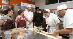 Cursos de cocina del programa Reincorpora para reclusos - ABC