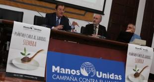 Rueda de prensa de Manos Unidas en el Arzobispado / VANESSA GOMEZ. archsev