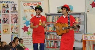 Jonathan y Pablo, integrantes de Payasos Flamencos