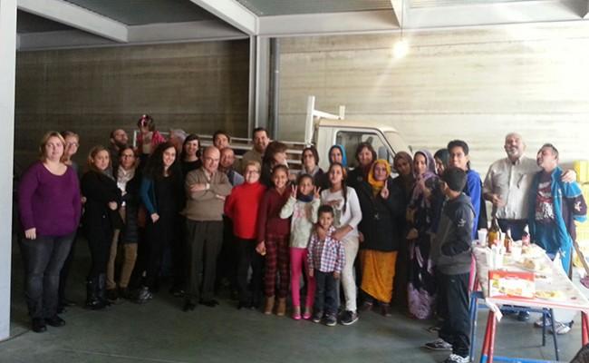 Asociación nazarena Amigos Pueblo Saharaui