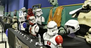 Exposición de Star Wars por parte de HoloRed en el centro comecial Zona Este. FOTO: J.M.SERRANO