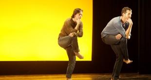 La coreografía para ciegos 'Nada me dice nada'
