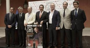 Presentación del cartel del concierto de José Manuel Soto / JUAN FLORES