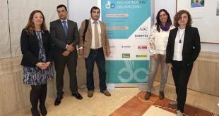 María Ruspoli, Francisco Pérez, Antonio Tejada, Laura Lozano y María Rodríguez Varo - ABC