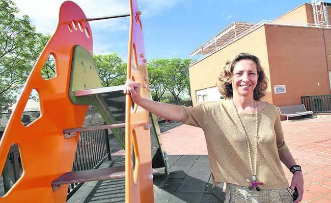 Mercedes Molina, presidenta de Autismo Sevilla / Rocío Ruz