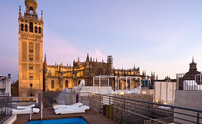 La terraza del eme se suma al d a de la lucha contra el alzheimer sevilla solidaria - Terraza hotel eme ...