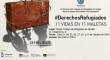 El Colegio de Abogados de Sevilla relata la historia de once refugiados en una exposición