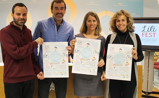 Presentación de la tercera edición de Lilifest / Ayuntamietno de Sevilla