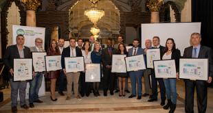 Premiados por la Reutilización de Textil en Andalucía Foto: Humana / Laura Álvarez