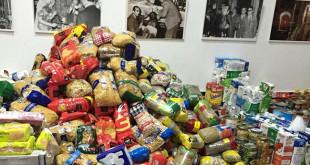 El ensayo tiene como objetivo principal que los ciudadanos aporten alimentos / ABC